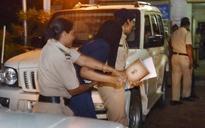 Indrani, Sanjeev taken to crime spot in Raigad