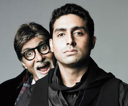 Current Bollywood News & Movies - Indian Movie Reviews, Hindi Music & Gossip - Celebrating 50 years of Amitabh Bachchan`s journey, Abhishek Bachchan has the most genuine message for his `Dearest Pa`
