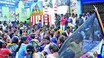 Protests metaphorical fight for greater Tamil cause