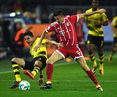 Dortmund vs Bayern Munich: Live Streaming, When And Where To Watch