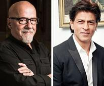 Paulo Coelho sends the first copy of his book Hippie to Shah Rukh Khan and the superstar is super excited!