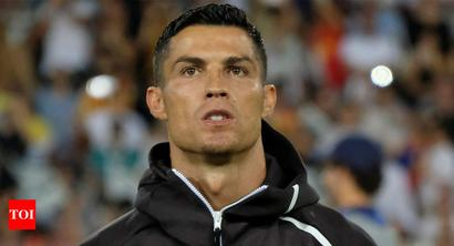 Eleven and hell: Cristiano Ronaldo's 11 red cards
