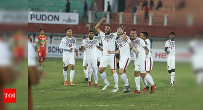 Mohun Bagan beat TRAU 3-1, inch closer to second I-League title