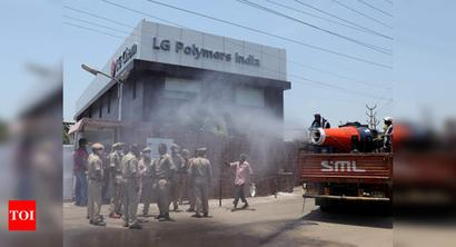 Vizag gas leak: HC orders seizure of plant; directors not to leave country