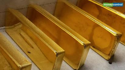 Gold falls Rs 71 to Rs 46,696, down 0.49% for the week