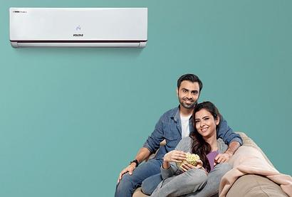 Will Voltas manage to defend its market share?