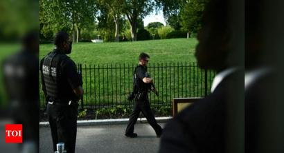 Man shot outside White House, Trump evacuated from press conference