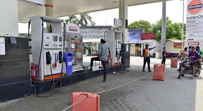 Petrol pump dealers in Ludhiana up in arms over high fuel prices in Punjab