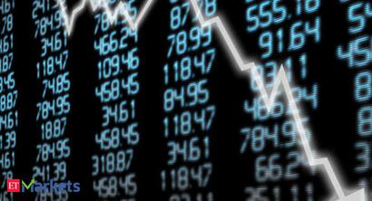 Share market update: 10 stocks hit 52-week lows on NSE
