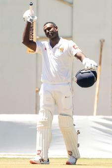 1st Test: Mathews hits double ton to put Lanka in control