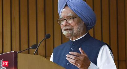Manmohan Singh blames Narsimha Rao for 1984 massacre