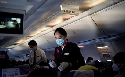China Starts Domestic Flights In Coronavirus Epicentre, Eases Lockdown