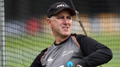 Gary Stead 'very surprised' by outrage at pre-planned break