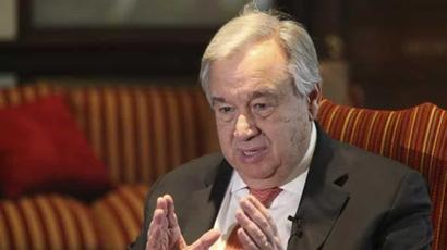 UN chief seeks end to financing of coal to smooth clean energy shift