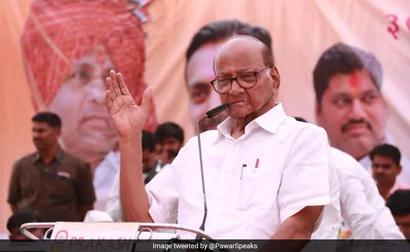 Said No To PM Modi's Offer, Cabinet Post For Supriya Sule: Sharad Pawar