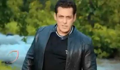 Bigg Boss 14 first look videos: Salman Khan takes to farming, riding a tractor