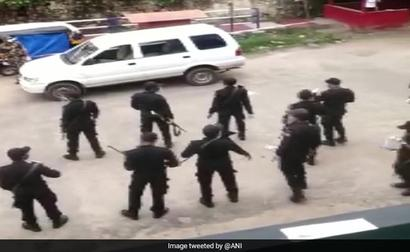 Kerala Deploys Commandos At Village With COVID-19