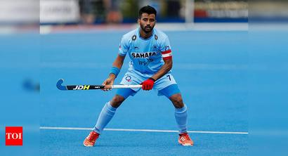 Pro League matches will help team gain momentum for Olympics: Manpreet