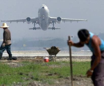 Government to open up airspace, auction 6 more airports on PPP