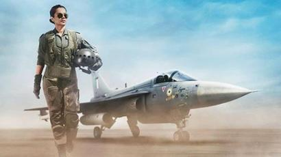 Tejas first look: Kangana Ranaut transforms into IAF pilot, Twitter salutes her...
