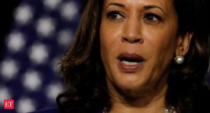 Kamala Harris says it would be great to have vice president title but 'Momala' would be dearer