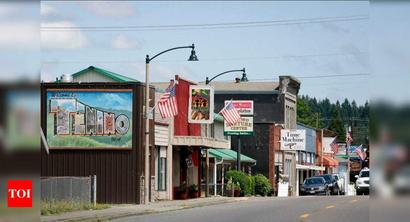 Covid-19: US town grows money from trees during pandemic downturn