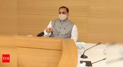 Gujarat CM inaugurates three model schools for girls, five boys' hostels