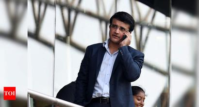 IPL in India first priority, don't want 2020 to end without it: Ganguly
