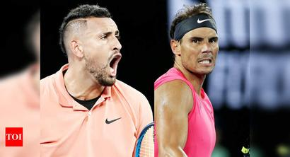 Australian Open: It's Rafael Nadal vs Nick Kyrgios in fourth round