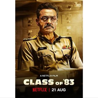 Class Of 83 Trailer: A tale of power of pledge and unity!