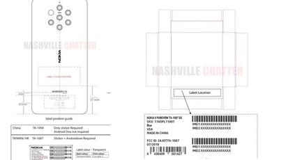 Nokia 9 PureView, Nokia 1 Plus Spotted on US FCC, Google Play Device List