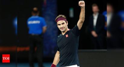 Roger Federer's great escape is the talk of Australian Open