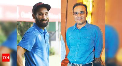 Sehwag, Singh in selection panel for National Sports Awards