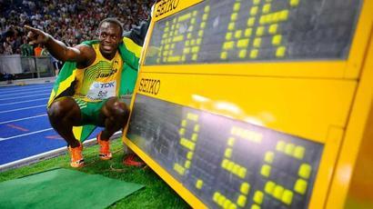 Eight-time Olympic gold medallist Usain Bolt tests positive for coronavirus