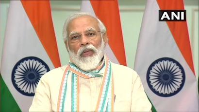 Andaman and Nicobar will play important role in govt#39;s self-reliant India programme: PM Modi