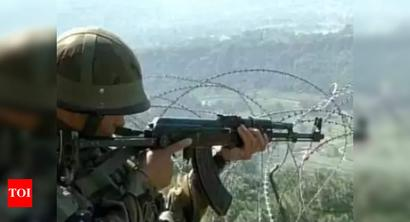 Pakistan army resorts to firing, shelling along LoC in Jammu and Kashmir's Poonch