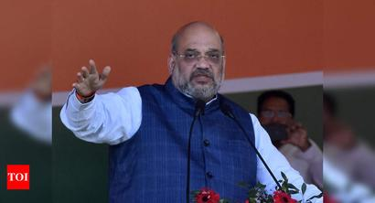 Shah's Arunachal visit: India slams China