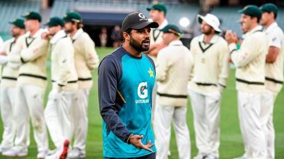 Babar Azam's Test 'breakthrough' the big positive - Azhar Ali