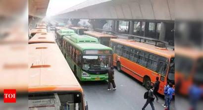 NDMC to hire DTC buses to ferry staff