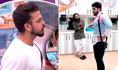 Bigg Boss 12 Day 3: Sreesanth APOLOGIZES to Khan sisters, nominations leave the house divided