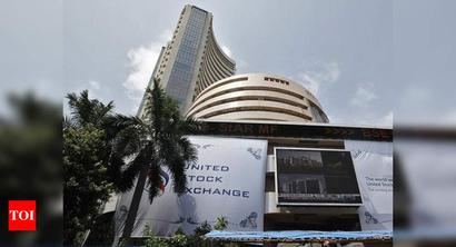 Sensex surges 1,411 pts; Nifty ends above 8,600