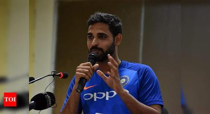 With no shine, a bowler's ability is reduced to half: Bhuvneshwar