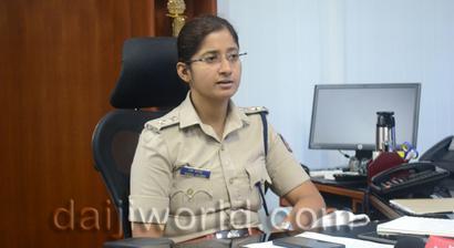 Kundapur: Shankaranarayana is becoming infamous for bad deeds - SP Nisha James