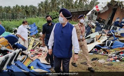 Aviation Minister Says Congress Tweets On Plane Crash Not Based On Facts