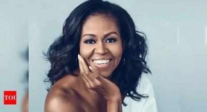 Michelle Obama she has 'low-grade depression'