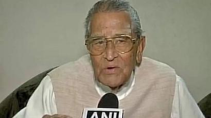 MV Rajasekharan passes away at 91: Veteran Congress leader a politico of 'simplicity, humility, maturity', says BS Yediyurappa