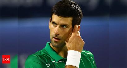 Djokovic pledges 1 million euros to help fight coronavirus in Serbia