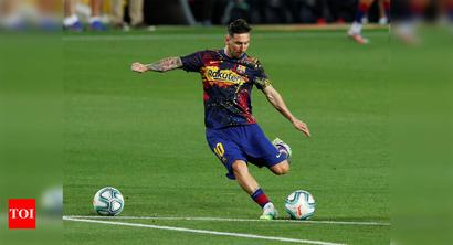 Lionel Messi doubts reflect chaos at Barcelona