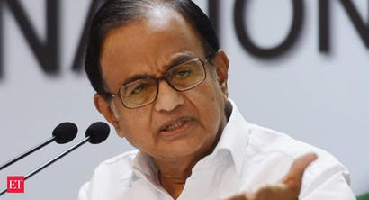 Tell govt to take fiscal measures: Chidambaram to RBI governor after fresh cut in repo rate