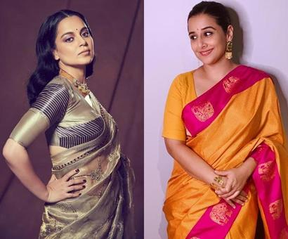 This is how Bollywood actresses flaunted their saree look on National Handlooms Day!